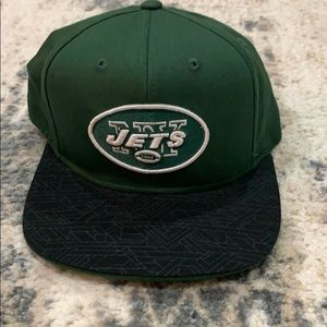 New York Jets Youth SnapBack Flat Cap